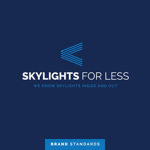 Skylights For Less Brand Book