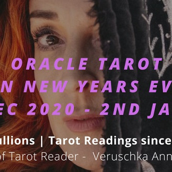 Oracle Tarot at Resolution NYE Festival 2020/2021