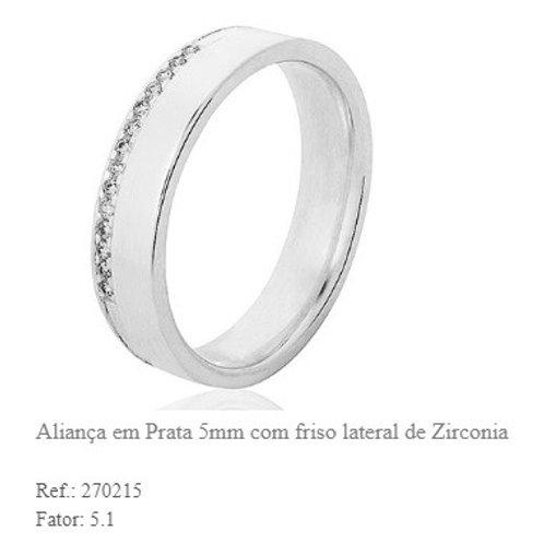 Aliança Zirconia Lateral