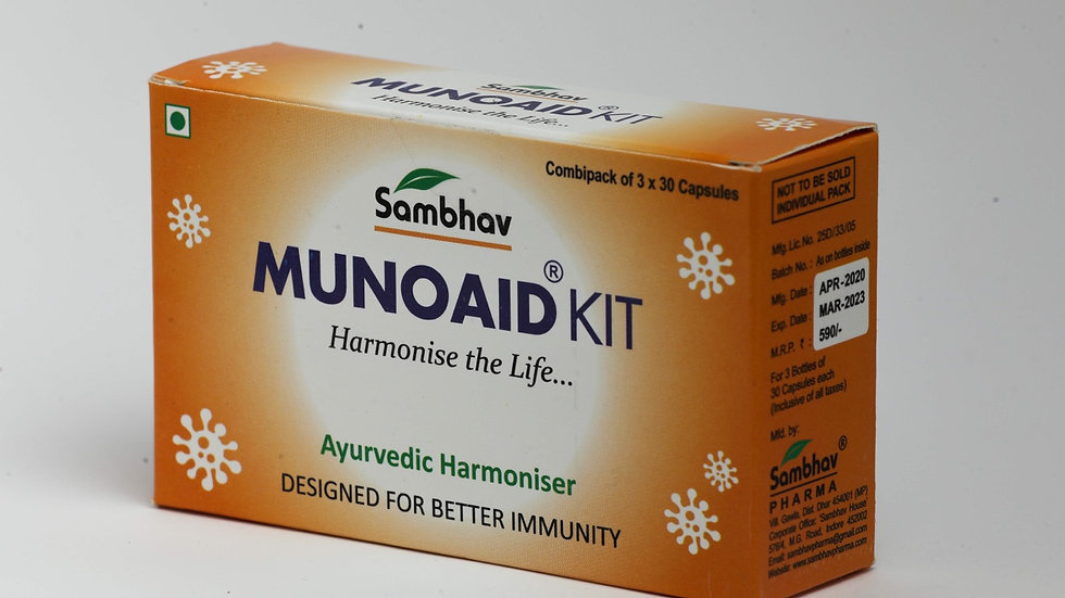 MUNOAID KIT