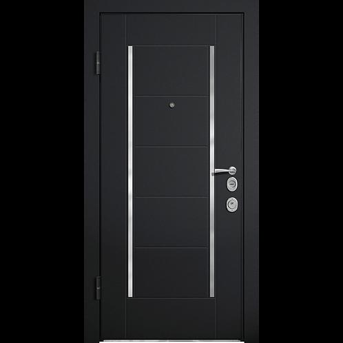 Однопольная входная дверь Ле-Гран база-10