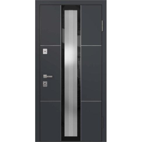 Стальная дверь Legran Lummix Premium LS-09