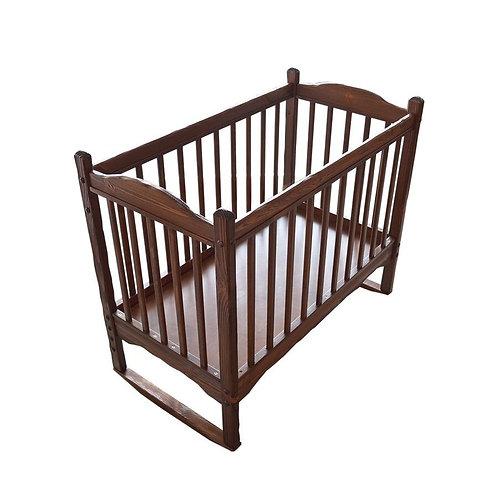 Кровать под старину Машенька детская (1280х700хН1030)