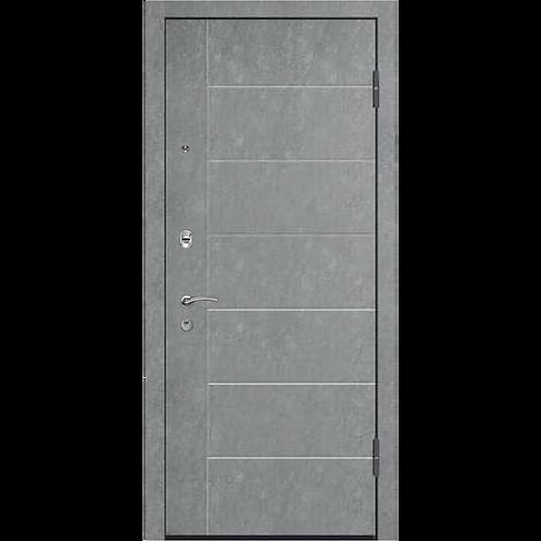 Входная дверь Легран Волкодав Турин с зеркалом база-42
