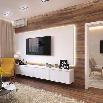 изайнерский ремонт трехкомнатной квартиры