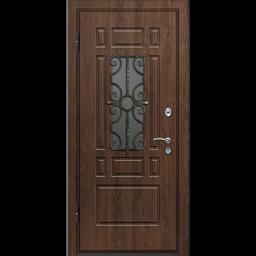 Входная дверь Легран с ковкой Верона база-44