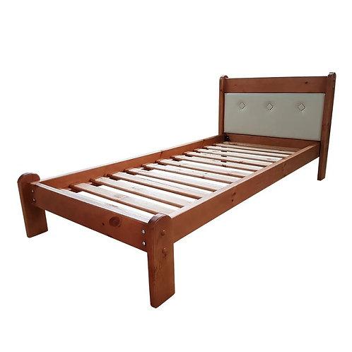 Кровать Классика 2 с мягкой спинкой