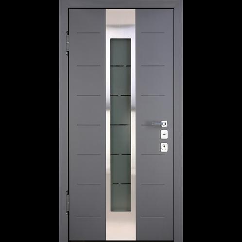 Однопольная входная дверь Ле-Гран