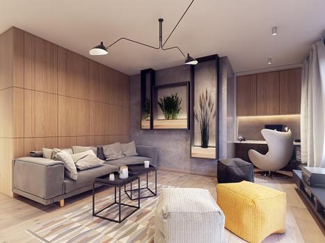 Дизайнерский ремонт 2-х комнатной квартиры