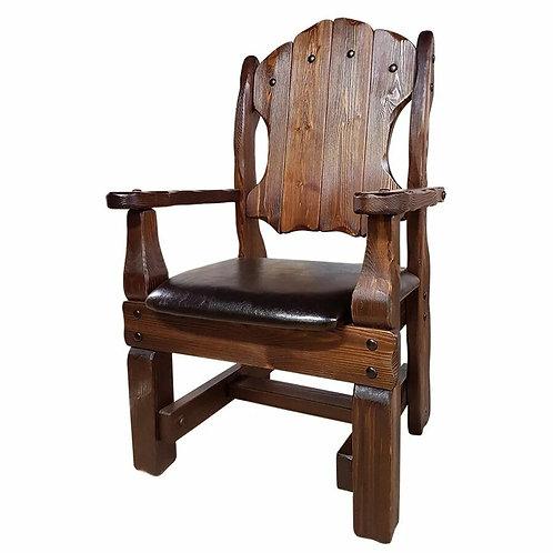 Кресло Добряк (кожа)