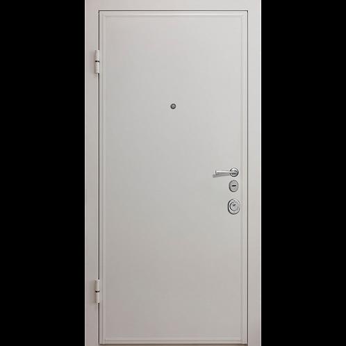 Стальная однопольная дверь Легран база-9