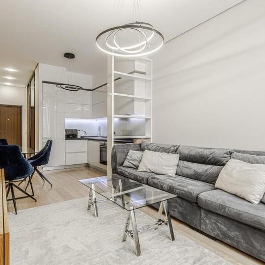 Дизайнерская мебель для студии в Москве
