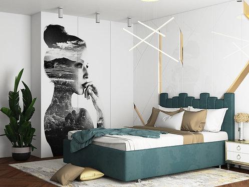 Кровать Коста Марсель