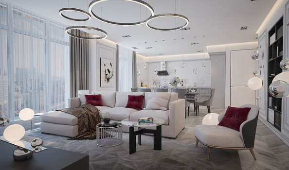 Мебель для квартиры под ключ
