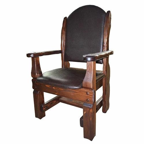Кресло Купец (кожа)