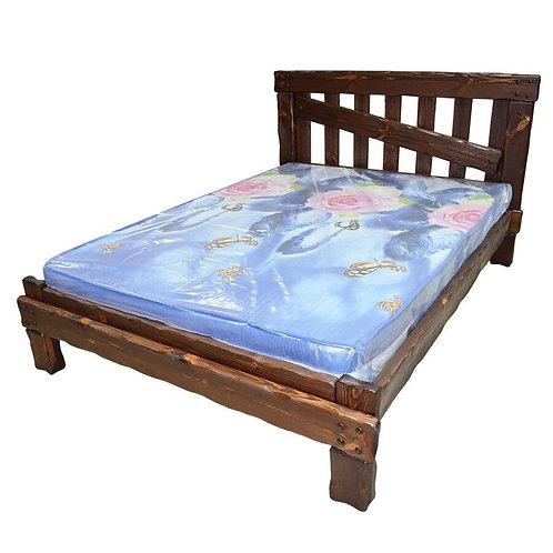 Кровать под старину Медведь