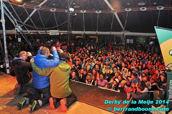 Derby de la meije 2014