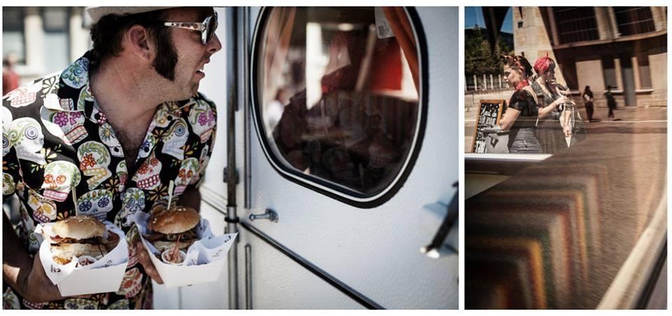 Marché du vintage - Lyon 2014