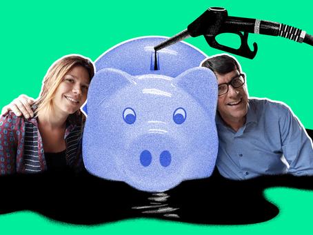 Eline investeert het Shell-geld van haar vader in duurzame projecten