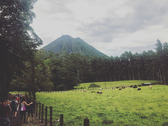 Arenal Observatory Lodge and Hot Springs Tour