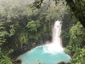 Visiting Tenorio National Park/Rio Celeste