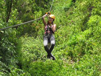 Ziplining in Monteverde - Canopy Fun
