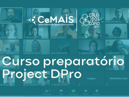 CeMAIS promoveu curso para certificação internacional em gerenciamento de projetos sociais para OSCs