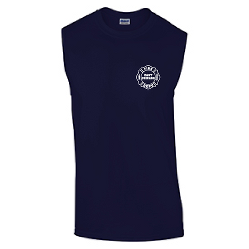 E.C.F.D SLEEVELESS TEES