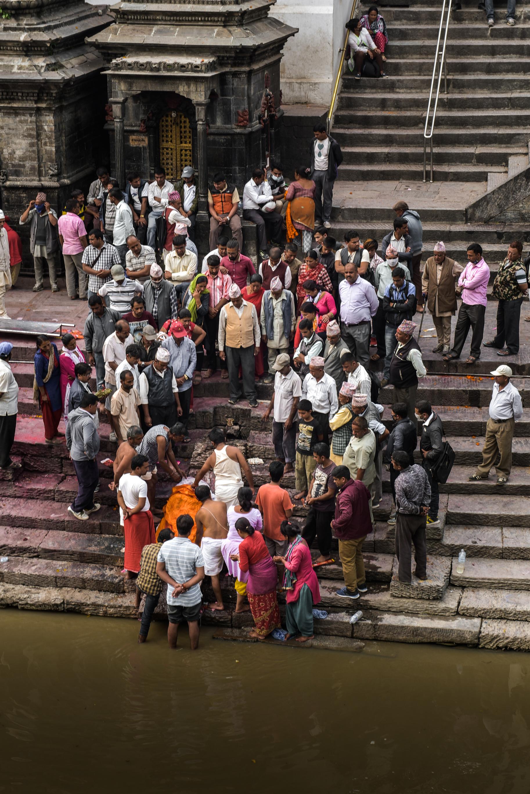 Bestattung Nepal