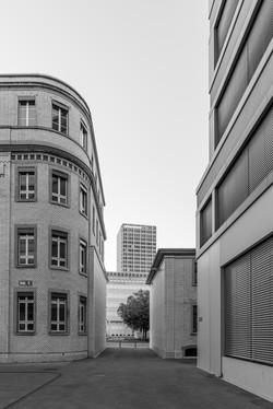 Architekturfotografie, Winterthur
