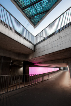 Architekturfotografie, Winterthur, Bahnhof