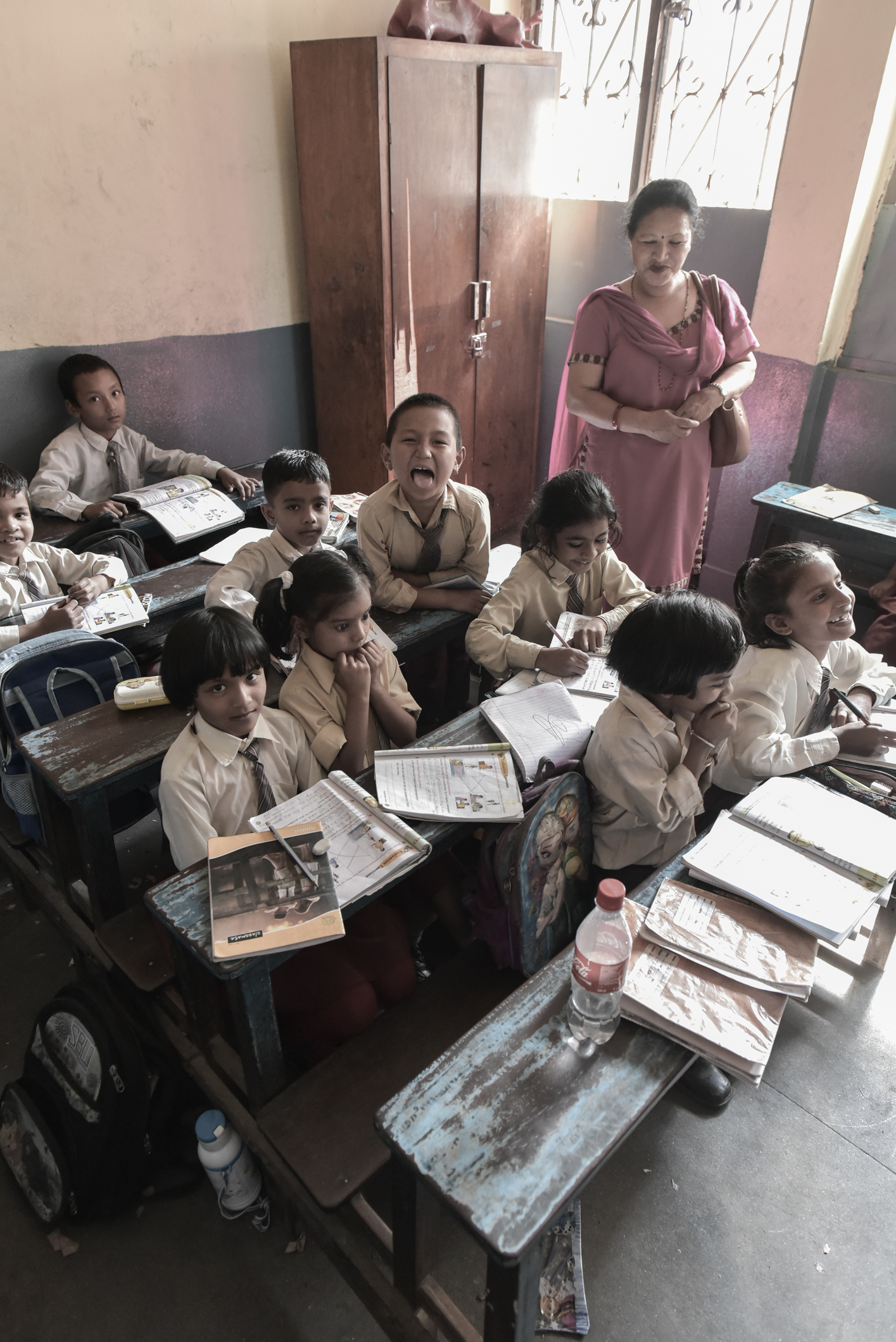 Schule Nepal
