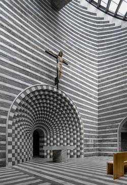 Architekturfotografie, Kirche Mogno