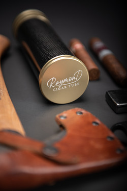 Auftragsarbeit für Raymond Cigar Tube
