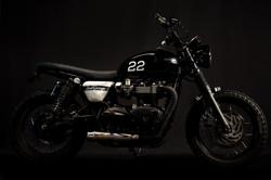 Triumph Bonneville 2016/Custom