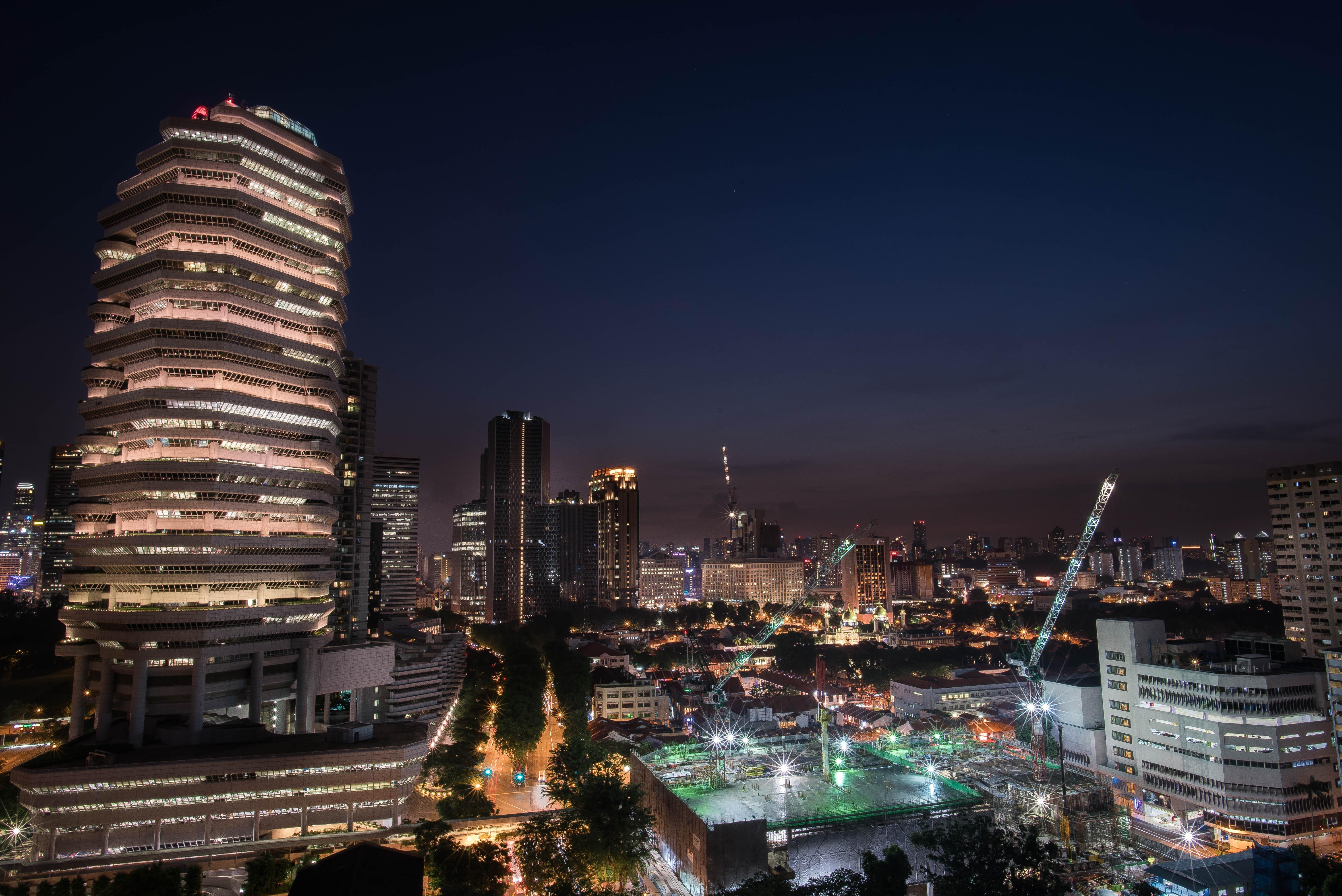 Architekturfotografie, Singapore