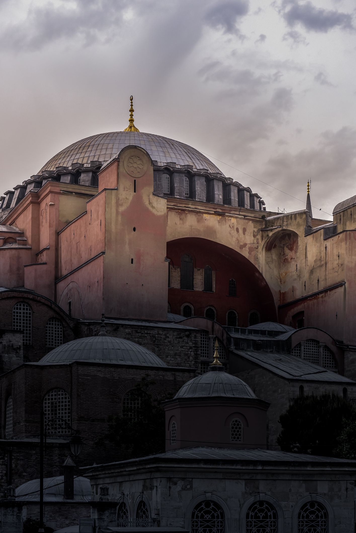 Architekturfotografie, Istanbul