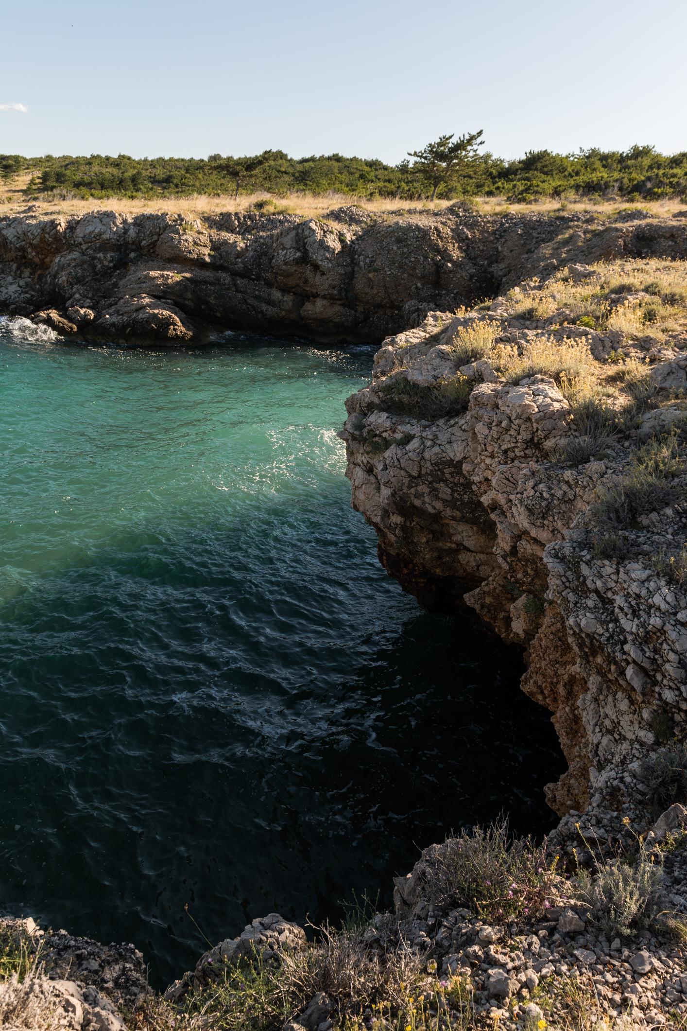 Küste Kroatien