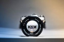Minolta XD7 product shoot
