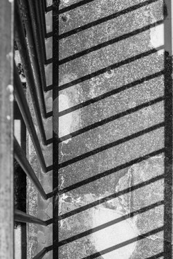 Architekturfotografie, Solothurn, Geländer