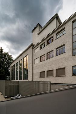 Architekturfotografie, Zürich, Hallenbad