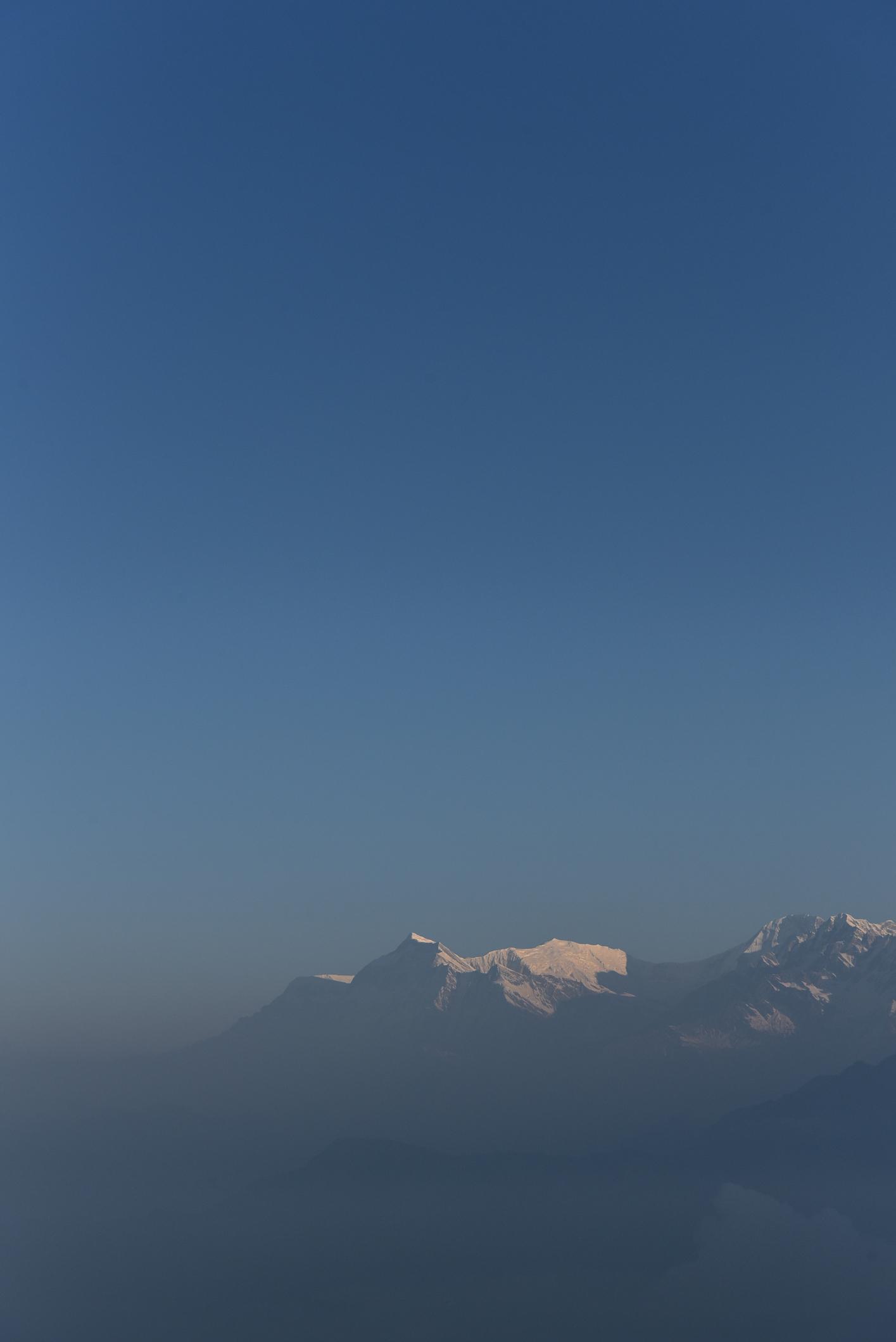 Nepal Berge