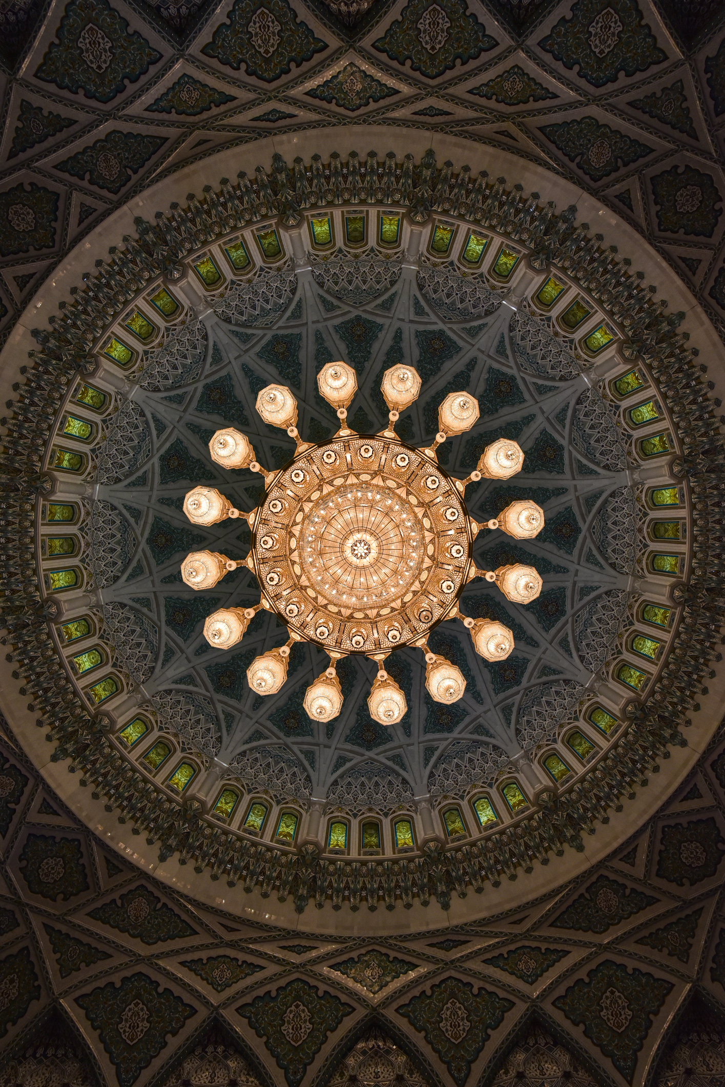 Architekturfotografie, Oman
