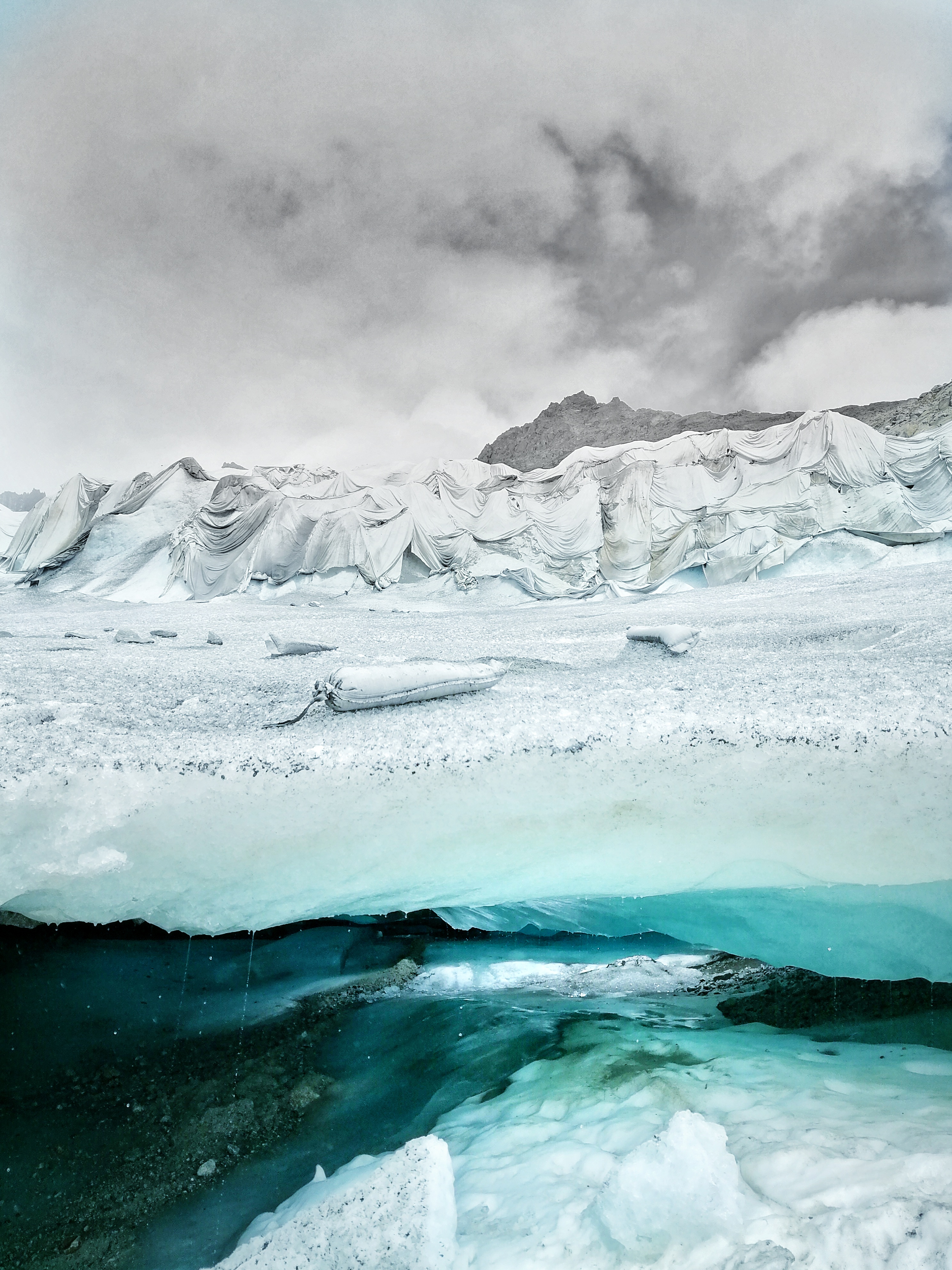 Furka Gletscher