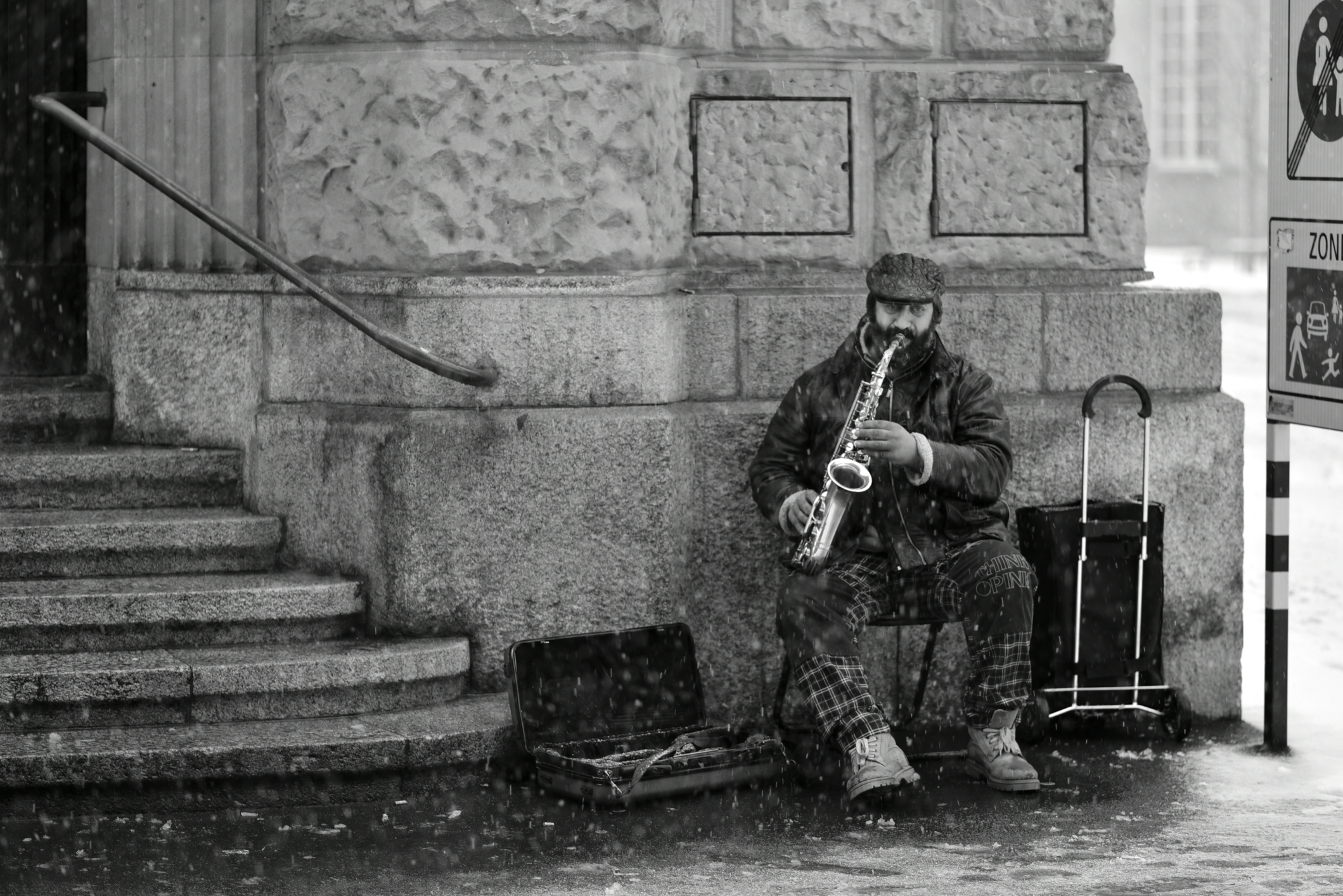 Musiker St. Gallen