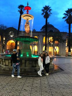 Praça Cala Cala.