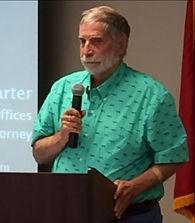 Dr. Richard Hilderman - Award 2019