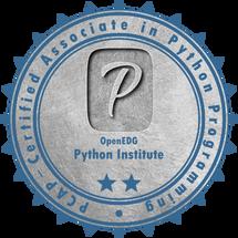 Certified Associate in Python Programming (PCAP)