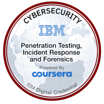 Penetration Testing, Incident Response and Forensics