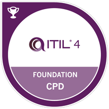 ITIL® V4 Foundation Certificate in IT Service Management, Axelos